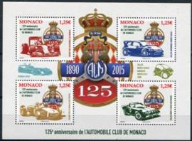 Monaco, michel blok 114, xx