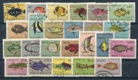 Mozambique, michel 385/408, o