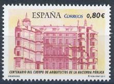 Spanje, michel 4614, xx