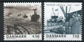 Denemarken, michel 1401/02, xx