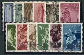 Joegoslavie, michel 776/87, o
