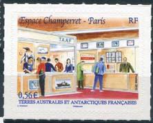 Antarctica Fr., michel 729, xx