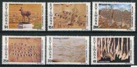 Botswana, michel 187/92, xx
