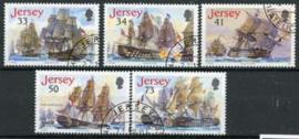 Jersey, michel 1207/11, o