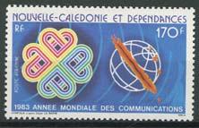 N.Caledonie, michel 706, xx