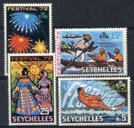 Seychelles, michel 307/10, xx