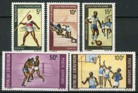 Centrafricain, michel 188/92, xx
