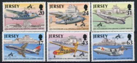 Jersey, michel 777/82, xx