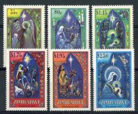 Zimbabwe, michel 532/37, xx