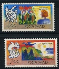 Faroer, michel 278/79, xx
