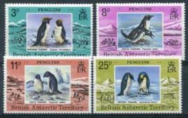 Br.Antarctic Terr., michel 74/77, xx