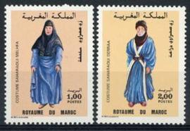Marokko, michel 1123/24, xx
