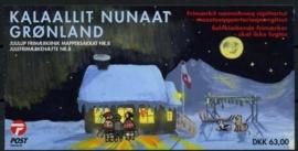 Groenland, michel mh met 405/06, xx