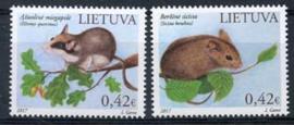 Litouwen, michel 1248/49, xx