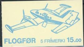 Faroer, michel MH 3, xx