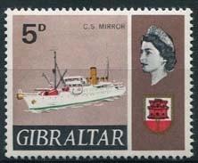 Gibraltar, michel 224, xx