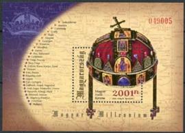Hongarije, michel blok 264, xx
