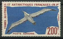 Antarctica Fr., michel 18, xx
