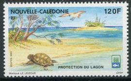 N.Caledonie, michel 953, xx