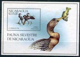 Nicaragua, michel blok 229, xx