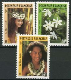 Polynesie, michel 571/73, xx