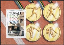 Tuvalu, michel blok 42, xx