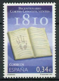 Spanje, michel 4490, xx