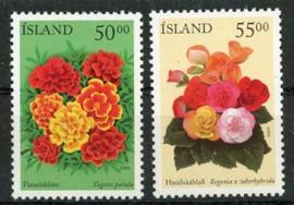 IJsland, michel 1051/52, xx