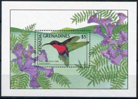 Grenada Gren., michel blok 146, xx