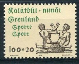 Groenland, michel 97, xx