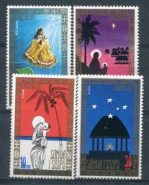 Samoa, michel 289/92, xx