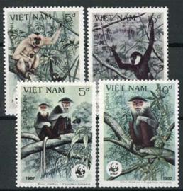 Vietnam, michel 1827/30, xx