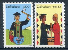 Zimbabwe, michel 766/67, xx