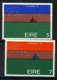 Ierland, michel 294/95, xx