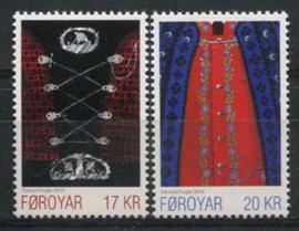 Faroer, michel 864/65, xx