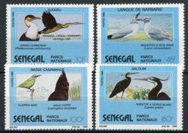 Senegal, michel 1051/54, xx