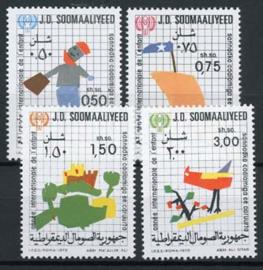 Somalie, michel 278/81, xx