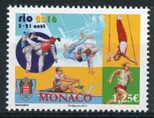 Monaco, michel 3301, xx