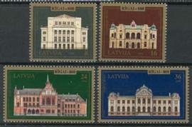 Letland, michel 410/13, xx
