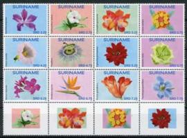 Suriname Rep., michel 2812/23, xx