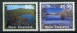N.Zeeland, michel 1864/65, xx
