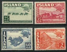 IJsland, michel 259/62, xx