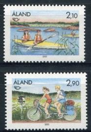 Aland, michel 51/52, xx