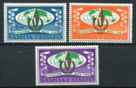 Samoa, michel 182/84, xx