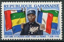 Gabon, michel 180, xx