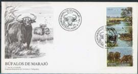 Brazilie, FDC michel 2054/56, 1984