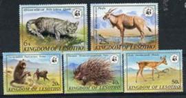 Lesotho, michel 361/65, xx