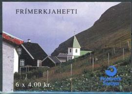 Faroer, michel MH 4 , o