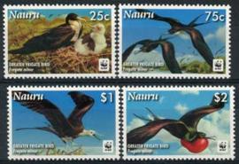 Nauru , michel 690/93 C , xx
