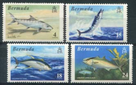 Bermuda, michel 281/84, xx